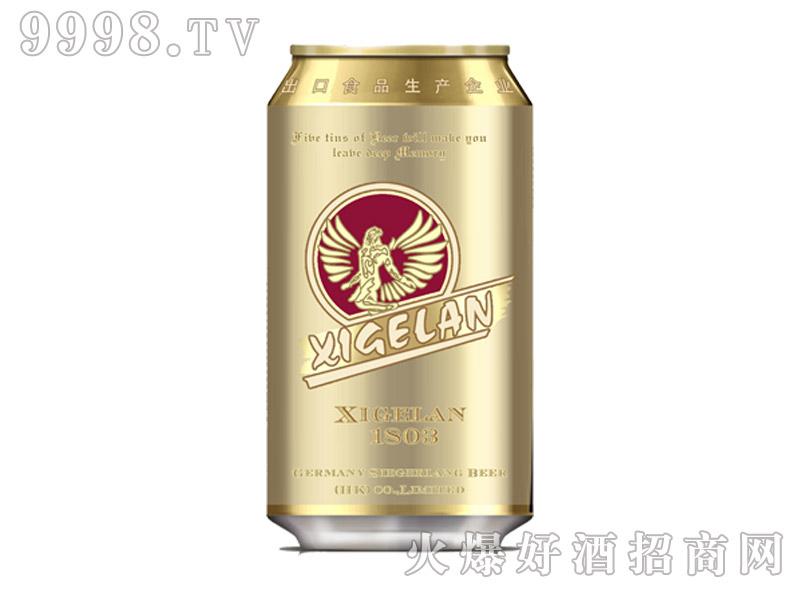 茜阁兰啤酒320Ml金罐