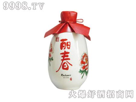 塔牌丽春酒牡丹(五彩)