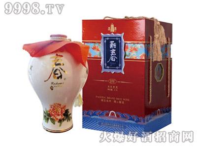 塔牌丽春酒十年礼盒