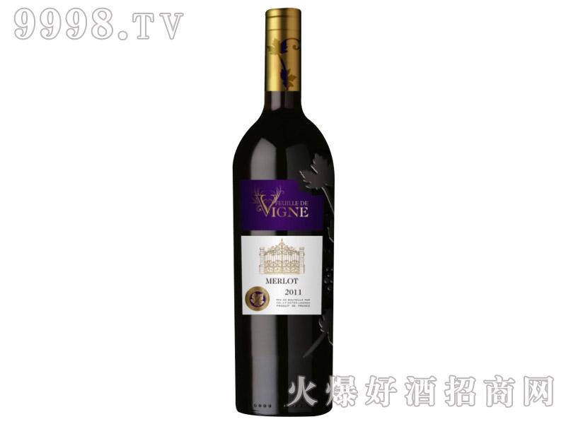 法南之花梅鹿辄干红葡萄酒-红酒招商信息