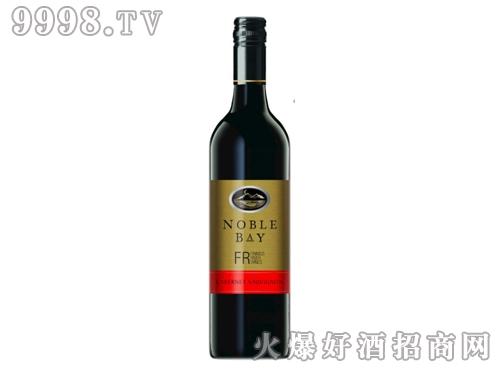 诺贝尔湾赤霞珠红葡萄酒2015