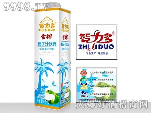 智力多方瓶椰子汁1L
