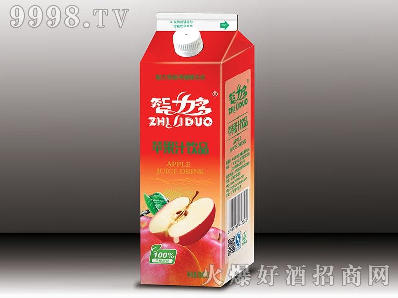 智力多苹果汁盒1L