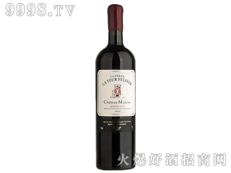 拉图菲尔纳城堡干红葡萄酒