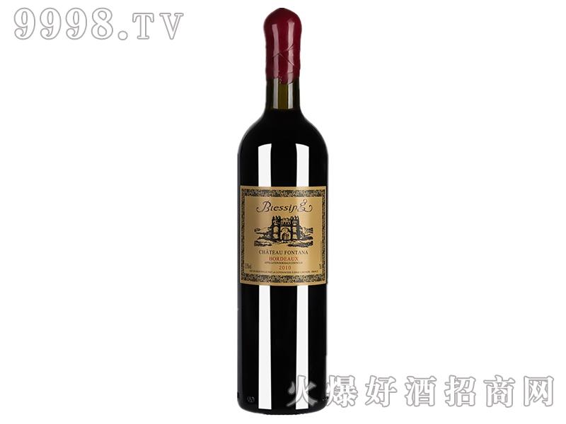 普雷斯芳塔纳金奖干红葡萄酒