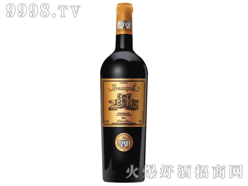 普雷斯干红葡萄酒纪念版2015