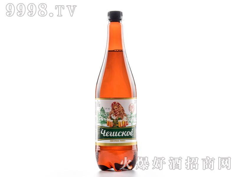 捷克啤酒1L