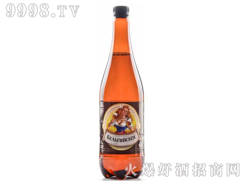 比利时强麦啤酒1L