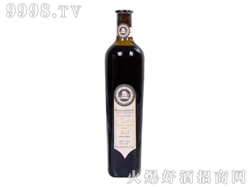 莫高窟黑比诺干红葡萄酒13度750ml-红酒招商信息
