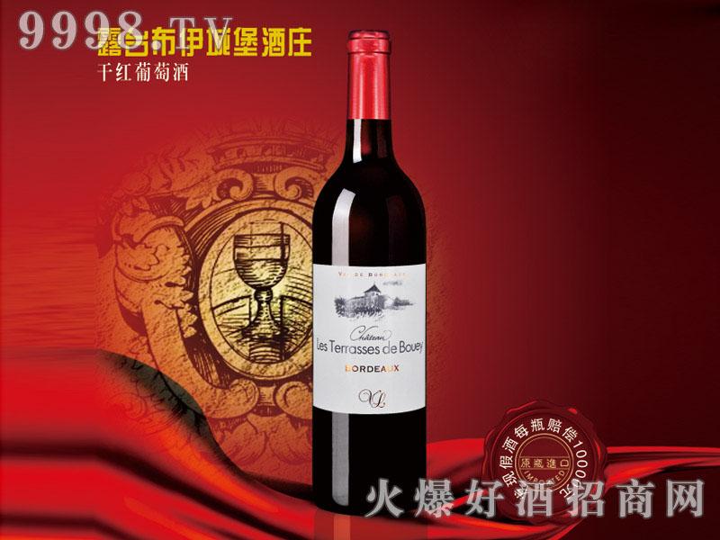 露台布伊城堡酒庄干红葡萄酒