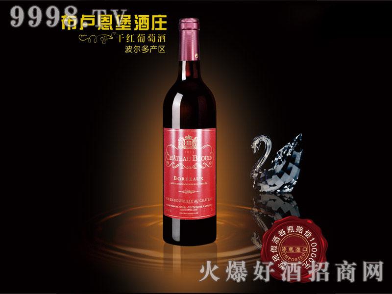 布卢恩堡酒庄干红葡萄酒