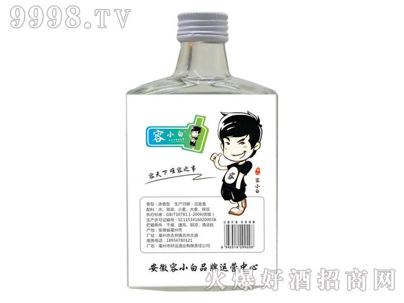容小白小酒100ML