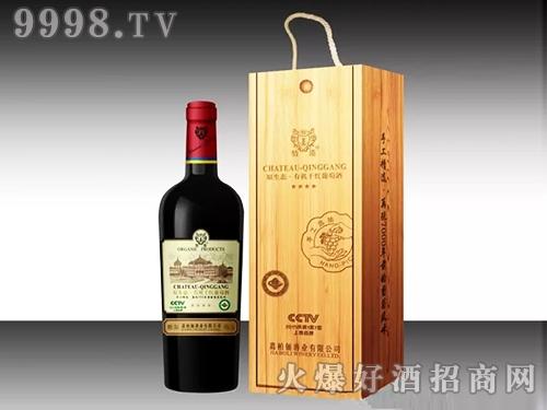 情港有机干红葡萄酒 原生态