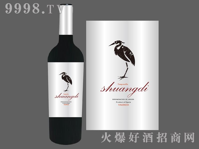 晨婧OEM产品订制标葡萄酒图二