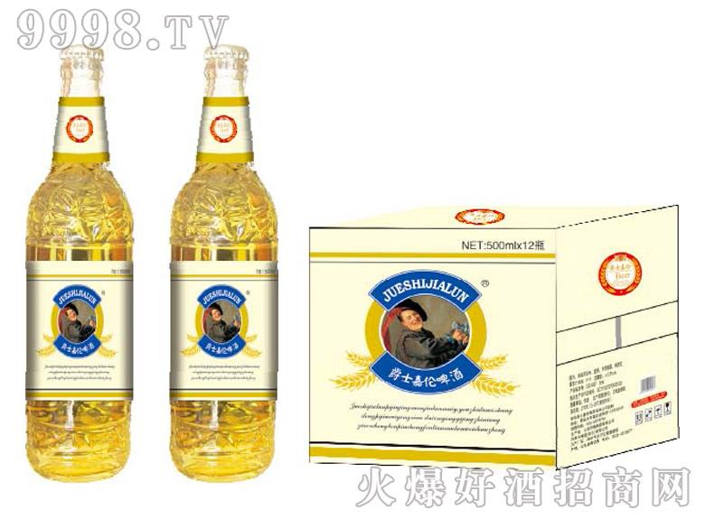 爵士嘉伦啤酒・金麦500ml