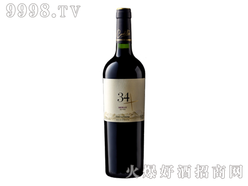 卡雷利梅洛干红葡萄酒
