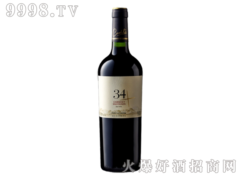 卡雷利赤霞珠干红葡萄酒