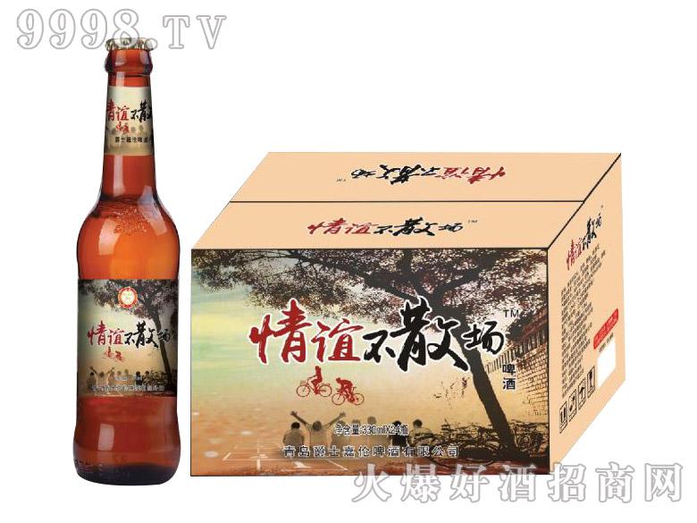 爵士嘉伦情谊不散场啤酒330mlx24