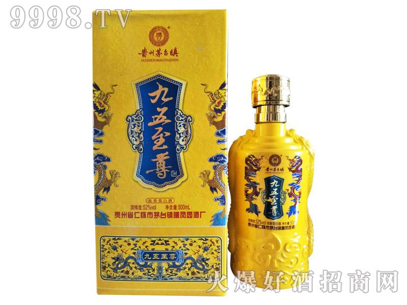 贵州茅台镇国酱王子九五至尊酒