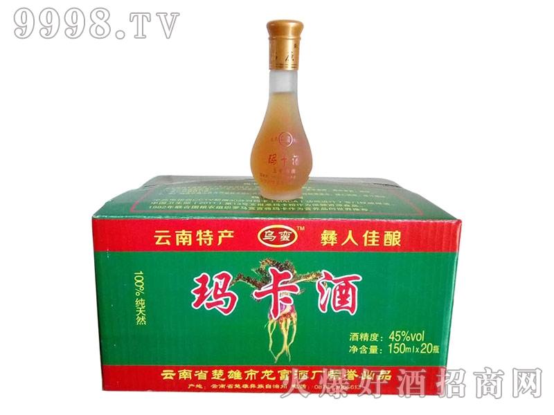 乌蛮玛咖酒45°150ml