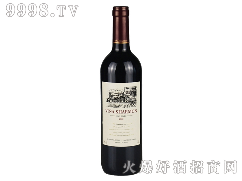 晓梦干红葡萄酒