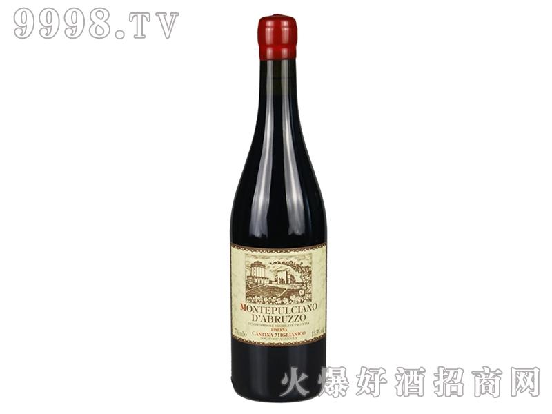 米亚尼可酒庄珍藏红葡萄酒
