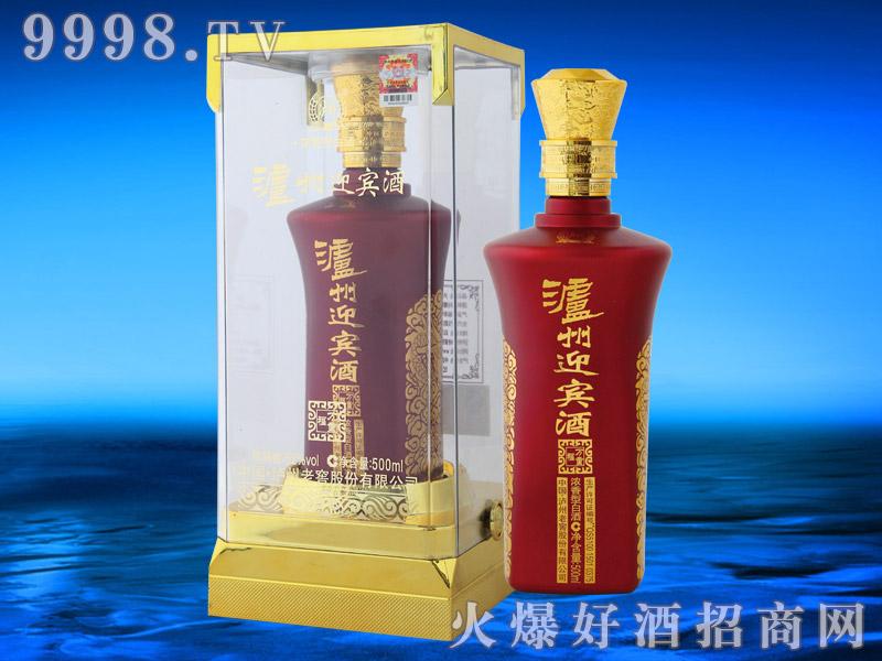 泸州迎宾酒老品(万重福)
