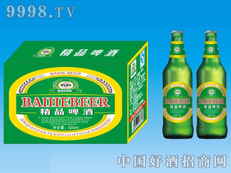 精品啤酒-330