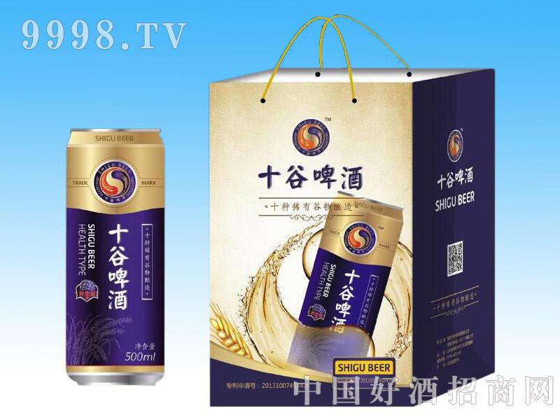 十谷啤酒500ml箱
