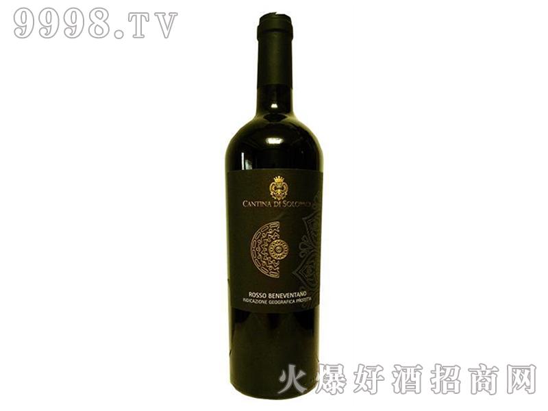 意大利索罗帕卡酒庄-贝尼文托干红葡萄酒1