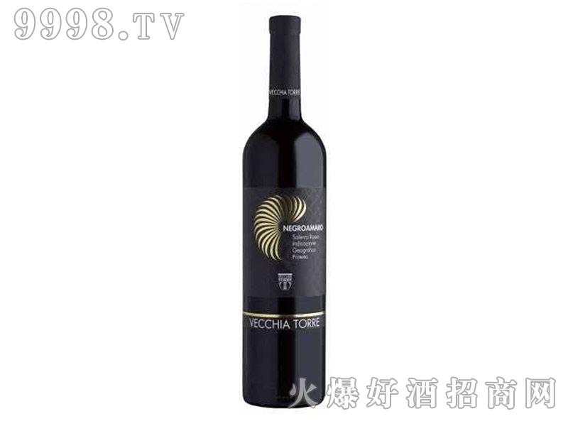 意大利老塔酒庄-黑曼罗干红葡萄酒