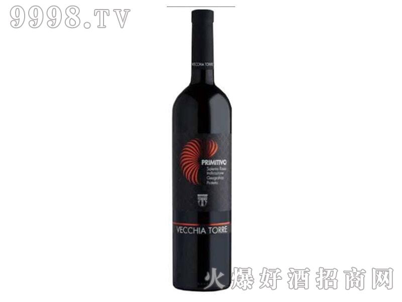 意大利老塔酒庄-普利米蒂沃干红葡萄酒