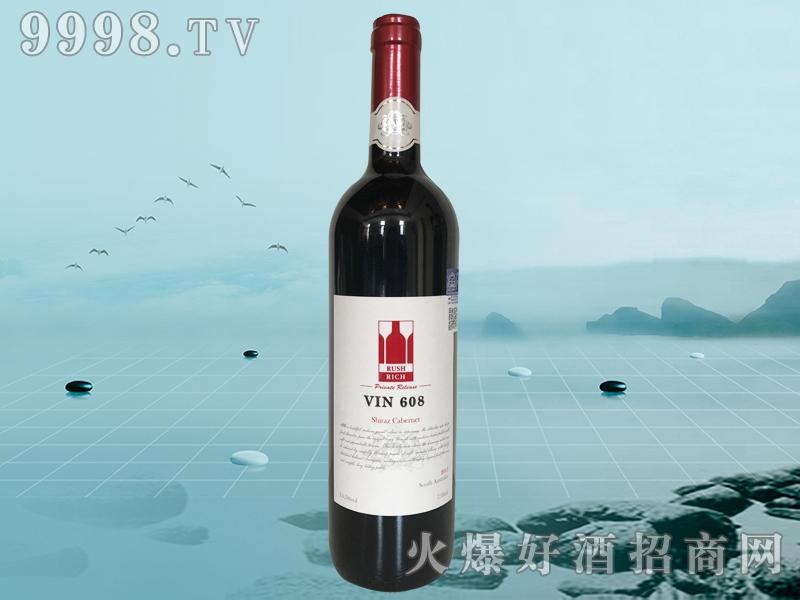 奔富酒园私人臻选VIN608干红葡萄酒