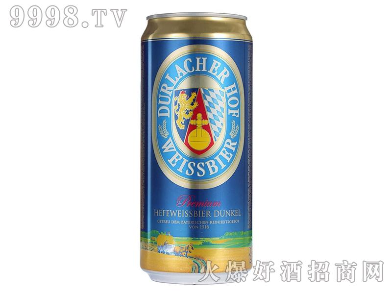 德拉克黑啤酒950ml 单听