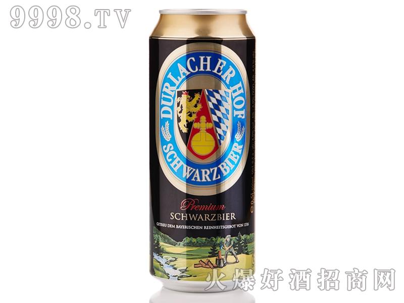 德拉克大麦黑啤酒500ml 单听