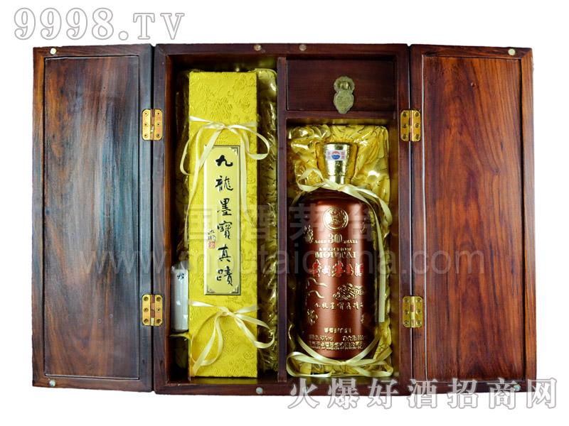 30年陈年茅台酒(九龙墨宝)