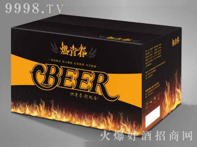 燃青春啤酒
