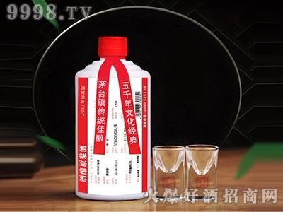 大黔朝酒醅原浆酒2017标准版