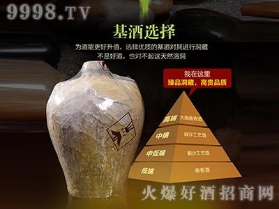 大黔朝洞藏老坛酒500ml精装