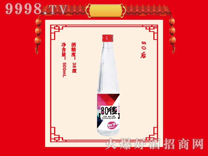 刘壶记二锅头酒80后