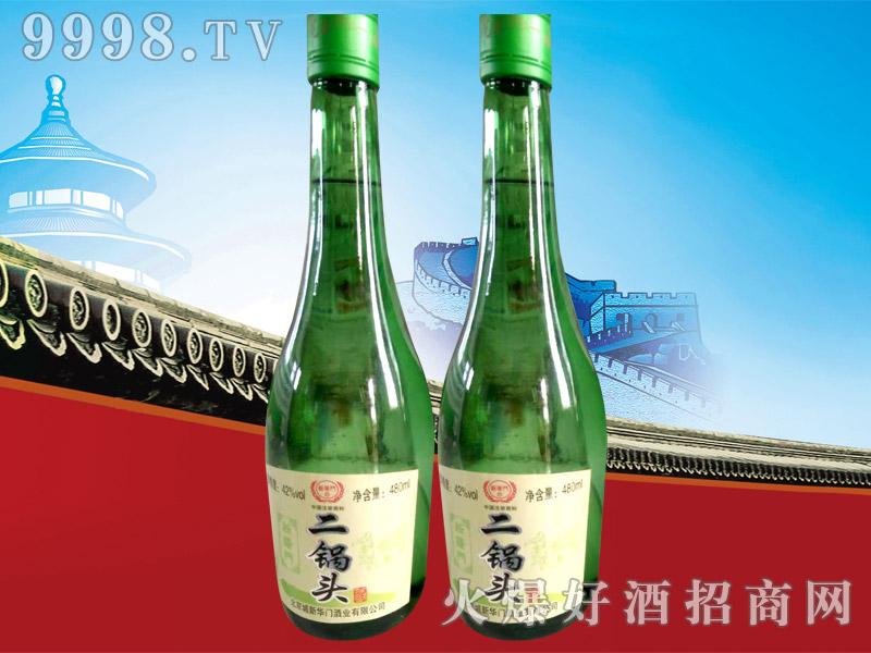 新华门二锅头酒42°480ml