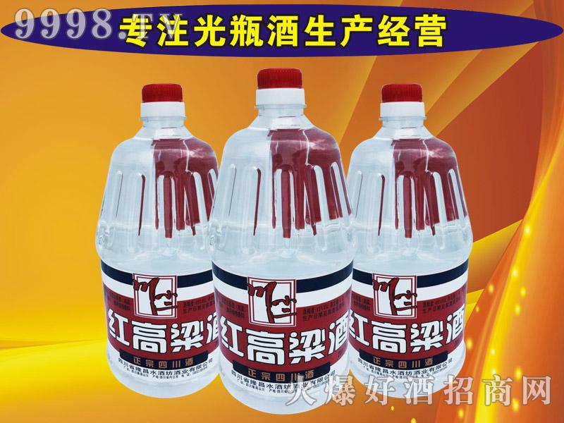 川小二红高粱酒1.8L