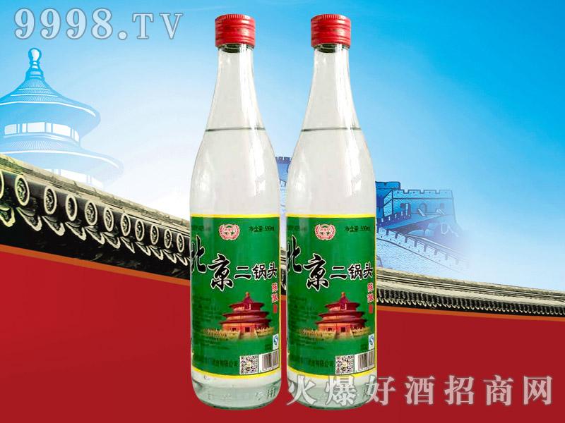 新华门北京二锅头陈酿酒42°500ml