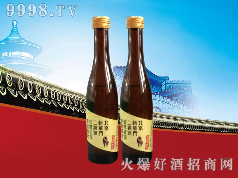 北京新华门二锅头棕瓶42°250ml
