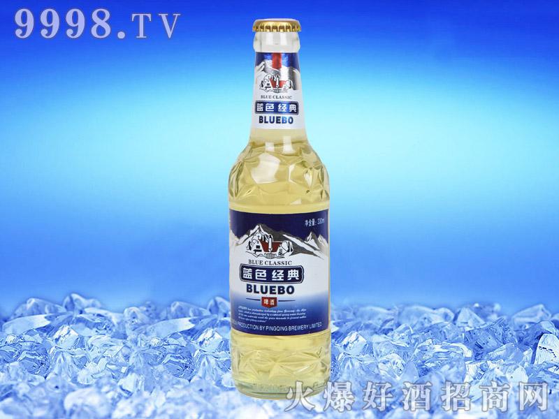 蓝带蓝色经典啤酒330ml