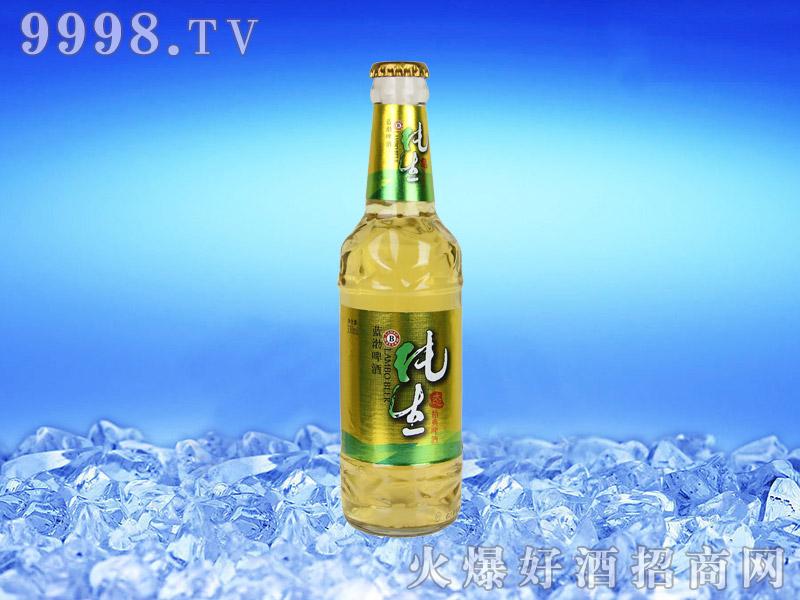 蓝带蓝渤纯生态330ml