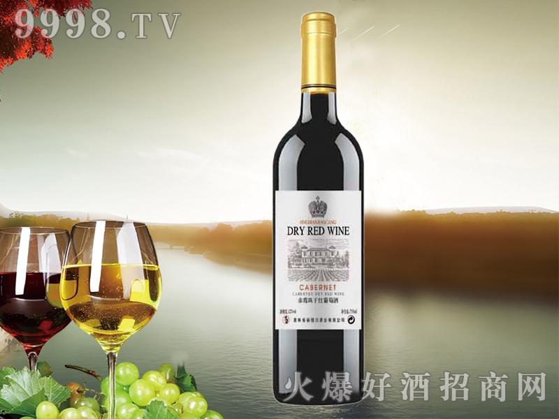 裕佰川赤霞珠干红葡萄酒(白标)