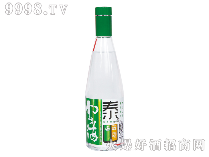 泰山云海酒・翡翠绿