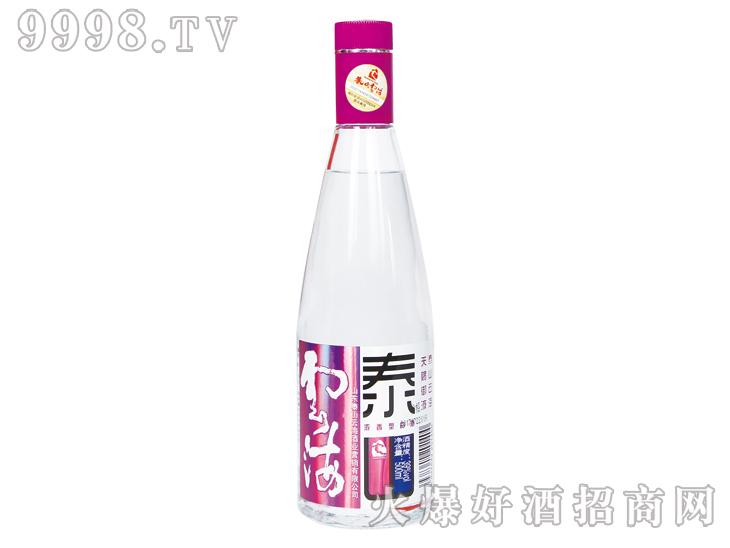 泰山云海酒・玫瑰紫