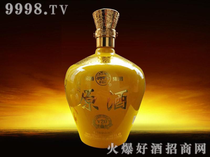 汾酒杏花村生态原酒